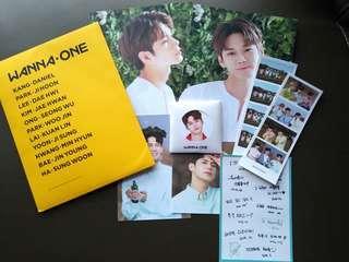 [WTS] Wanna One Ong Seongwu Innisfree