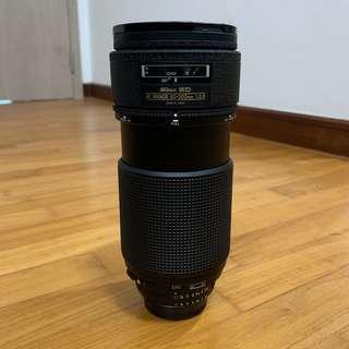 Nikon 80-200mm f/2.8 AF