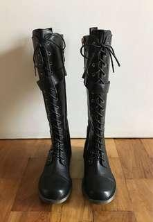 Just Fab Boots Size 5.5