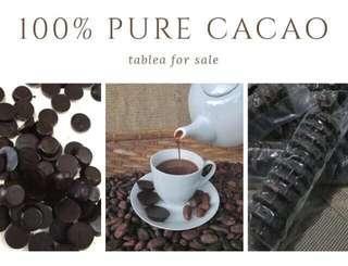Tablea Pure Chocolate