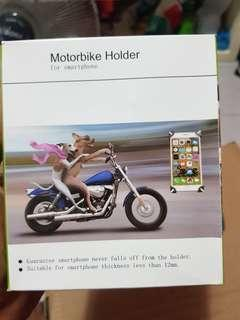 Motorbike holder