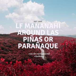 LF MANANAHI
