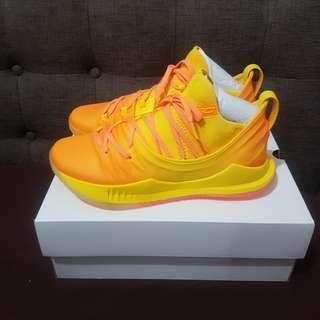 Under Armour Curry 5 Asia Tour Yellow