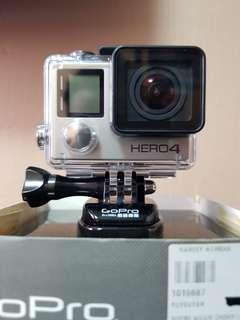 GoPro Hero4 Silver Edition [ Complete Package Set ]
