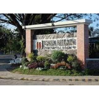 For Sale: House and Lot Located at Casa Milan, Fairview, QC