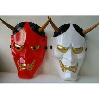 Halloween Mask Hannya Mask