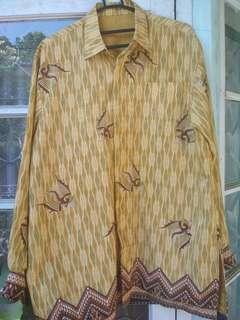Batik Custom fit L