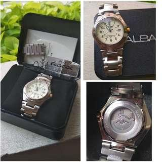 Jam Tangan Alba Authentic
