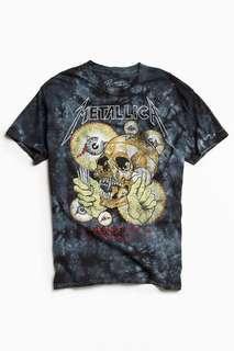 Metallica T Shirt - Band T Shirt - Size Large