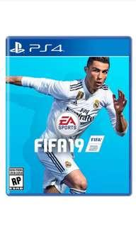 🚚 [BNIB] FIFA 19 PS4 PlayStation 4