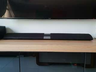 Philips Fidelio HTL 9100 Soundbar w/wireless subwoofer