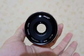 Meike 35mm F1.7 X-Mount for Fujifilm  (Used)