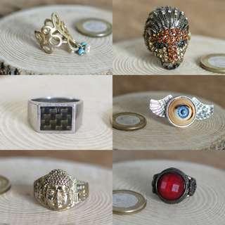 🚚 Quirky Ring grab bag!