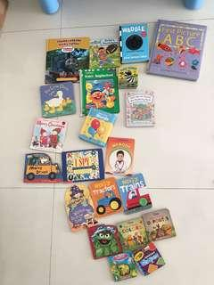 Used children's Books