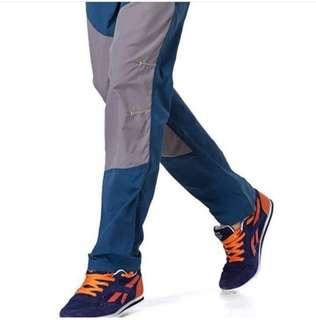 Seluar outdoor tectop waterproof pants
