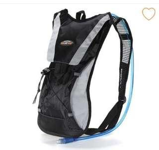 Hydration pack water backpack