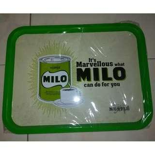 Vintage Milo Tonic Food Drink Tray