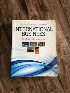 International Business - An Asian Perspective