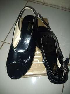 wedges Black cantikk