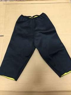🚚 4倍爆汗量 熱銷爆汗褲。買錯尺寸 本人173 96 太緊。約75-85可穿
