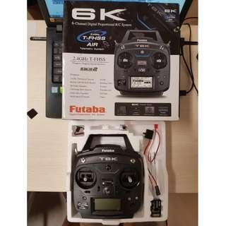 FUTABA T6K transmitter and R3006SB Receiver (Mode 2)