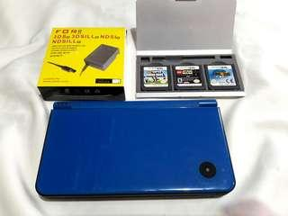 Nintendo dsixl ds xl dsi with free 3 games 2 mario games