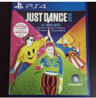 Just dance for PS4