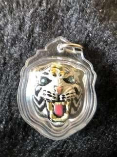 Thai Amulet - tiger head