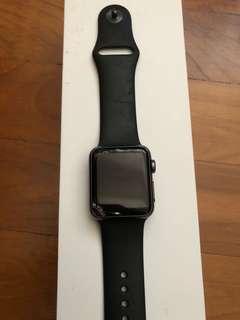 Apple Watch 38mm Series 1 Black sport