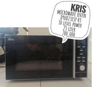 KRIS Microwave Oven 23L