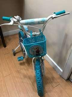 Disney Frozen Bike For Girls Like new