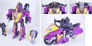 Transformers Armada sideways