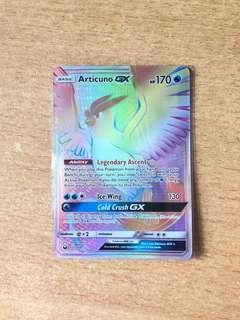 Celestial Storm: Articuno GX - 171/168 - Secret Rare