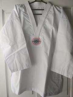 Baju Taekwondo S