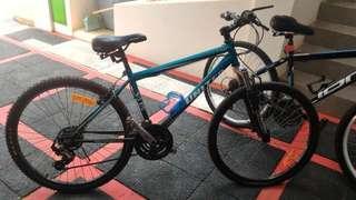 Sepeda gunung 3 buah
