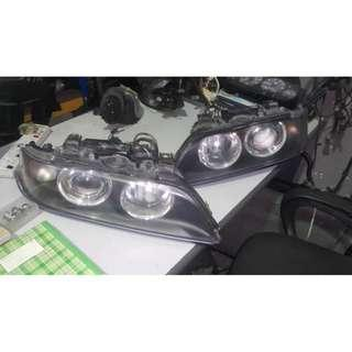 E39 XENON Headlamp