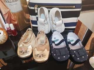 Take all 3 infant shoes