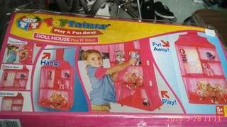 玩具雜物整理掛物袋