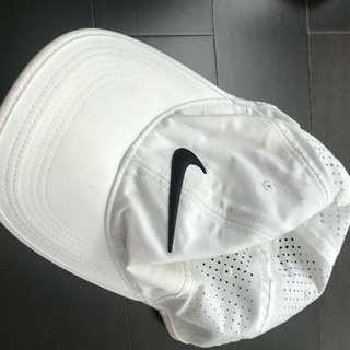 Nike baseball cap white ORI