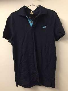 Hollister polo shirt (size: s)