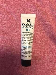 Kiehls lip balm #1 Mint