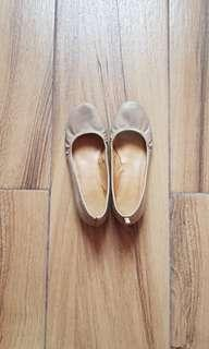 Free Forever 21 Nude Flat Shoes