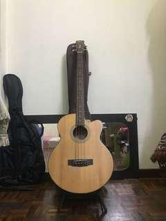 Cort Acoustic Bass