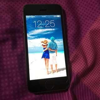 Iphone 5s- openline (read description)