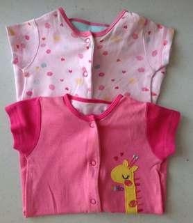 Mothercare Baby Suits