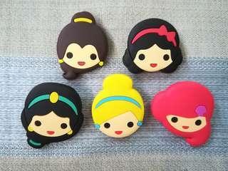 Jibbitz Crocs Charms: Disney Princesses