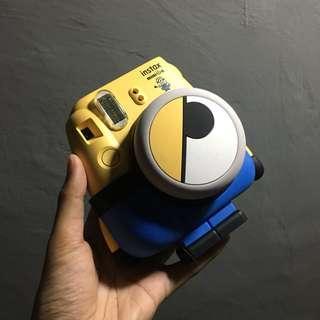 Instax Mini 8 Minion Series garansi FFID mulus