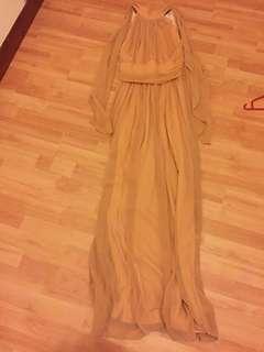 Room dinner dress