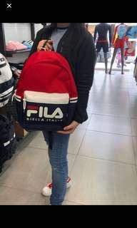 Fila backpack from Korea