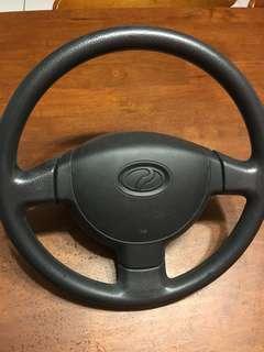 Original Steering Perodua Myvi 2011